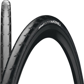 Continental Gator Hardshell Folding Tyre 700x25C DuraSkin, black